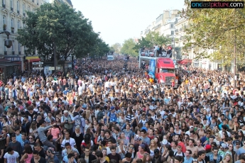 Techno Parade Pictures 2014