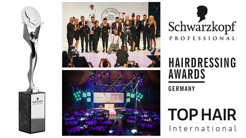 German Hairdressing German Hairdressing Award 2015