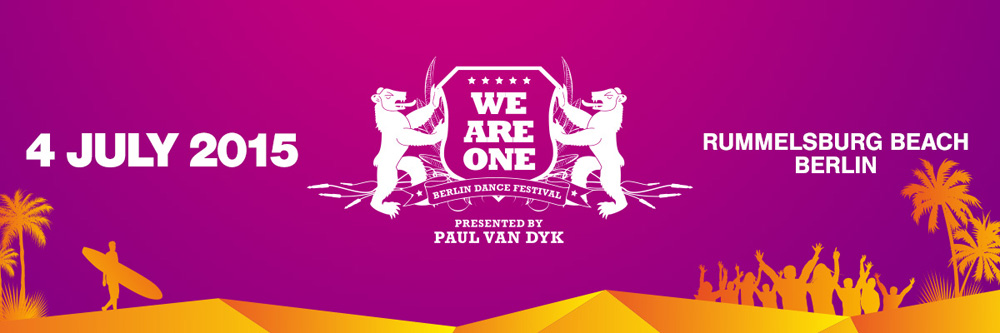 We Are One Festival 2015