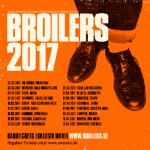 Broilers 2017 – Endlich wieder Live