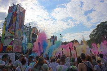 Holi Festival Of Colours Berlin '16