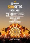 Chillige Sounds beim Corona Sunset in München + GEWINNSPIEL