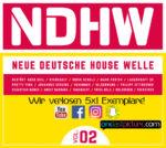 """Wir verlosen 5×1 Exemplare der """"Neuen Deutschen House Welle Vol. 2"""""""