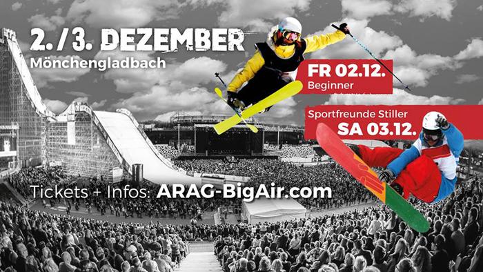 ARAG Big Air Freestyle Festival 2016 Slider