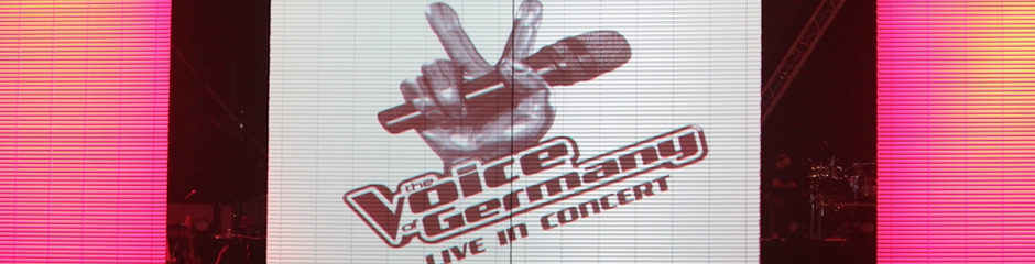 The Voice of Germany – LIVE