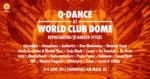 WORLD CLUB DOME: Die Headliner auf der spektakulären Mandrill  Q-DANCE Bühne stehen fest