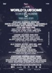 WORLD CLUB DOME LINE UP PHASE 3
