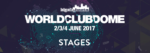 World Club Dome – Stages Line Up