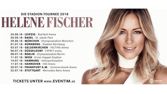 Helene Fischer Stadion Tour 20172018