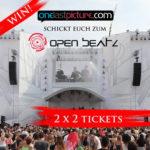 GEWINNE 2X2 TICKETS FÜR DAS Open Beatz Festival