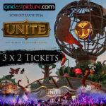 GEWINNE 3 x 2 TICKETS (!) für das UNITE With Tomorrowland – Germany im Gelsenkirchener VELTINS-Arena!