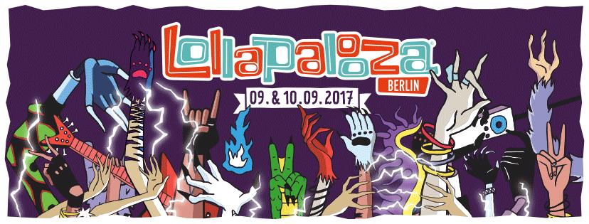 Lollapalooza Berlin 2017 – Alle Infos hier ….