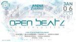Open Beatz Winter Edition 2018 – Der erste Techno im neuen Jahr