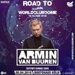 Road to BigCityBeats WORLD CLUB DOME 2018 presents Armin van Buuren