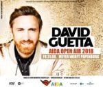 AIDA Open Air mit Taufe von AIDAnova und David Guetta Konzert