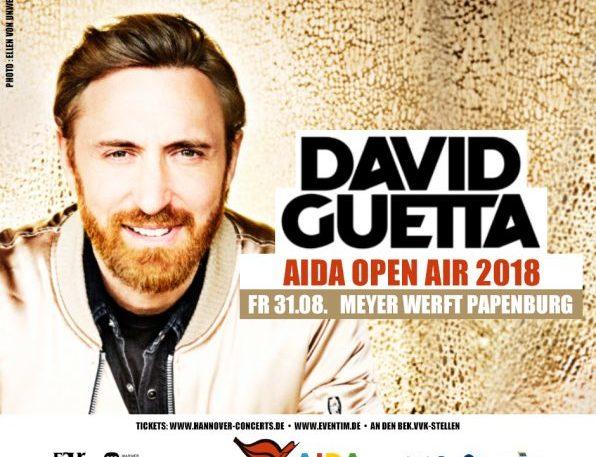 Aida Open Air Mit Taufe Von Aidanova Und David Guetta