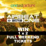 GEWINNE 1X2 TICKETS für das Airbeat One Festival 2018