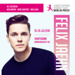 40. CSD Berlin | DJ Felix Jaehn feiert CSD-Debüt und wird Pate des diesjährigen CSDs