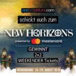 onelastpicture Festivalsommer: Gewinnspiel New Horizons Festival