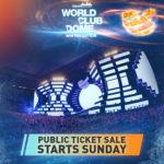 Offizieller Verkaufsstart der BigCityBeats WORLD CLUB DOME Winter Edition