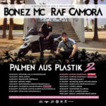 BONEZ MC & RAF CAMORA brechen alle Rekorde