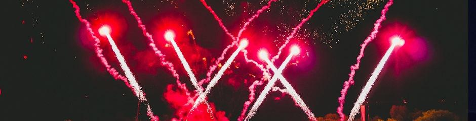 Pyro Games: Feuerwerksfestival macht 2019 wieder Station in Bottrop