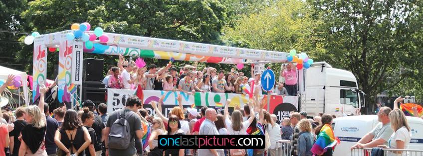 CSD in Köln: 1,2 Millionen Besucher feiern Pride