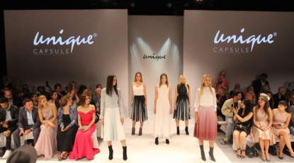 Fotos: Glamouröse unique Fashion Show 2019