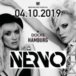Das AIRBEAT ONE Festival präsentiert NERVO im Docks