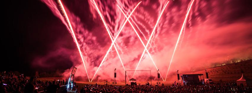 Pyro Games zünden wieder spektakuläres Feuerwerk im …