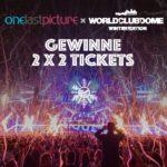 Gewinne 2×2 3-Days Club Tickets zur WORLD CLUB DOME – Winter Edition 2020