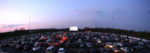Großes Kino auf dem Messeparkplatz Düsseldorf