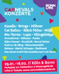 Auto-Karnevalskonzerte in Köln & Bonn