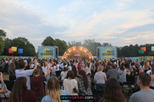Fotostrecke: Juicy Beats Park Sessions mit KAYEF